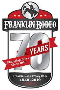 Franklin Rodeo 70 Year Anniversary