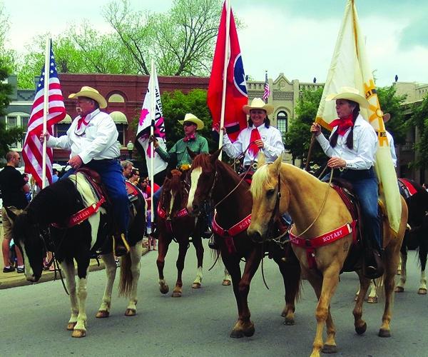 franklin-rodeo-parade
